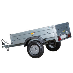Anhänger mieten 750 kg